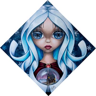 Frozen lady