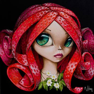 Mrs. Strawberry