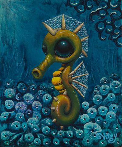 Beyond the deep sea