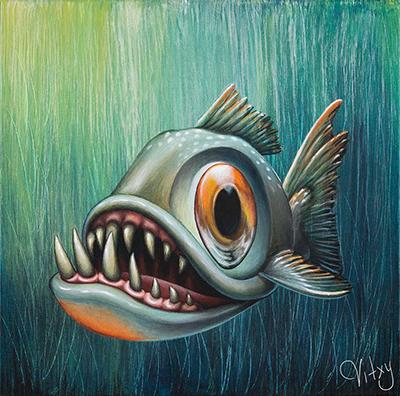 Piranhius